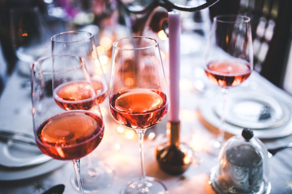 Chiaretto Wein aus20 schönsten Regionen und Orte  des Gardasee