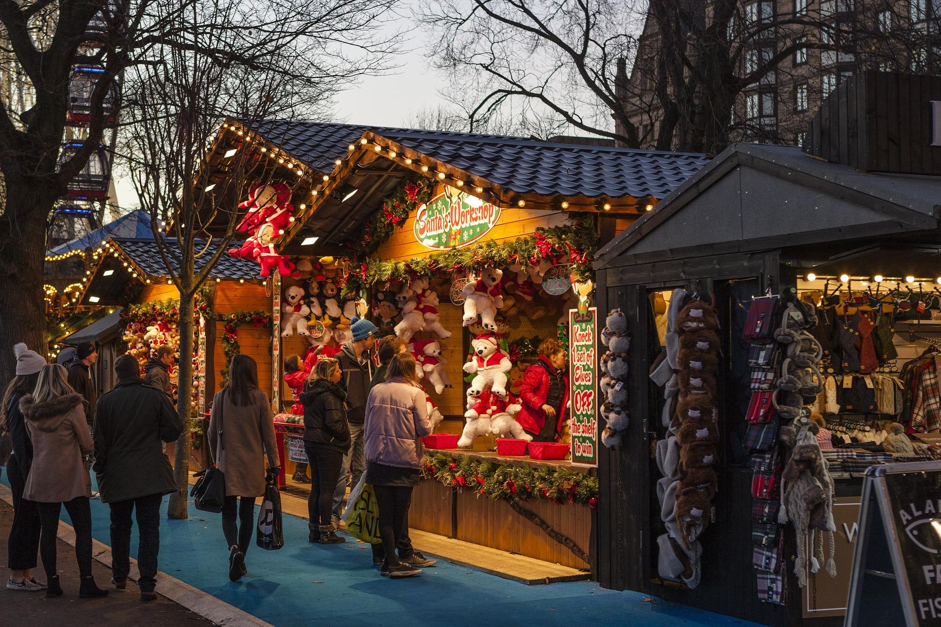 Weihnachtsmärkte am Gardasee