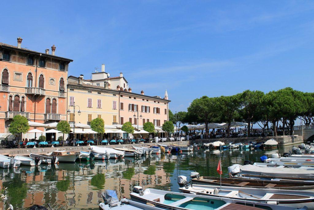 Desenzano,Beliebte Urlaubsziele am Gardase