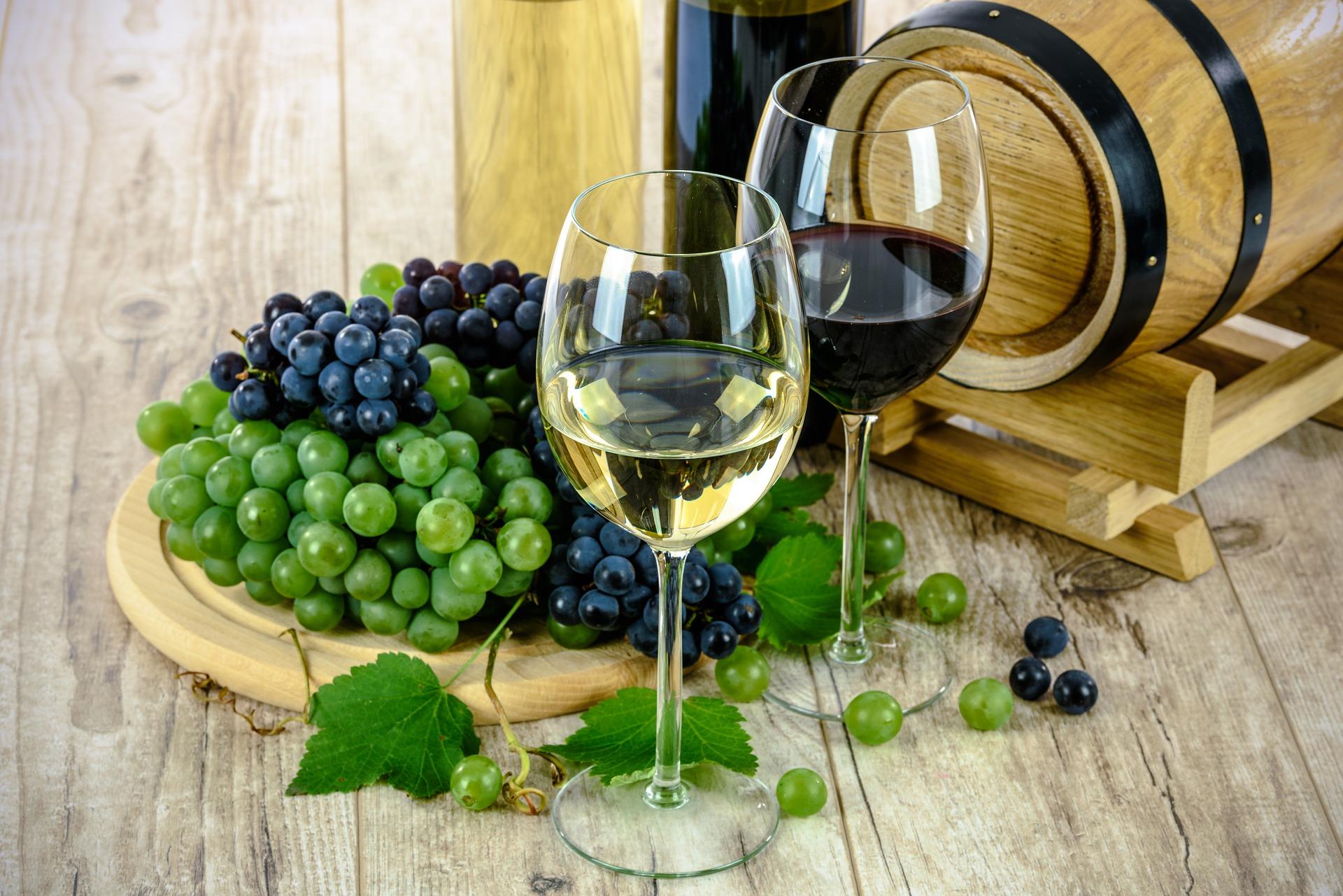 Wein, Gardaseeurlaub