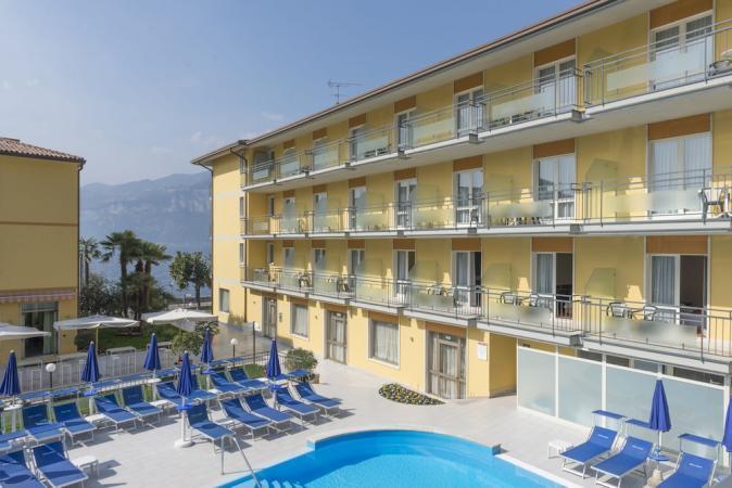 Top Hotel Drago Brenzone sul Garda