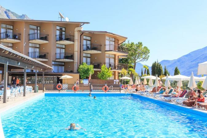 Top Hotel Leonardo Da Vinci, Limone Sul Garda