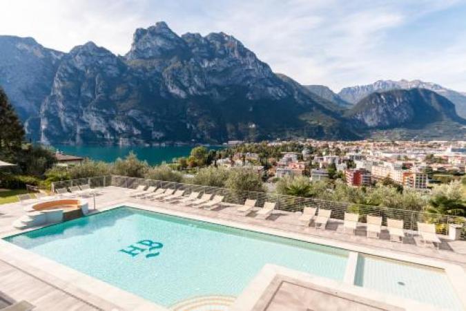 Panoramic Hotel Benacus, Riva del Garda
