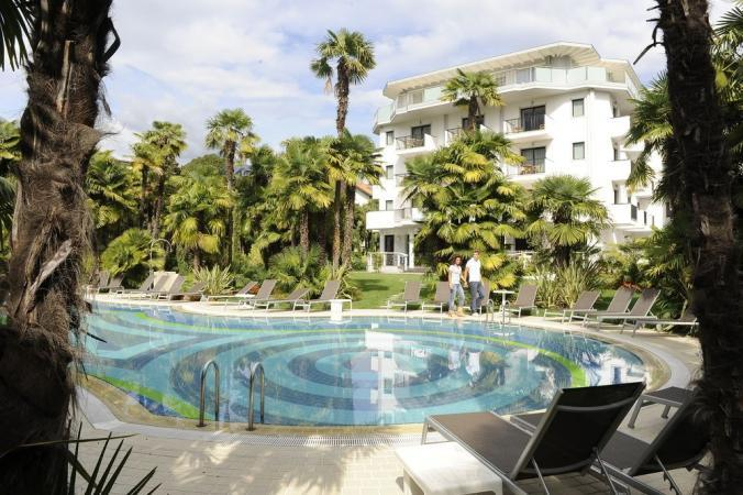Parc Hotel Flora, Riva del Garda