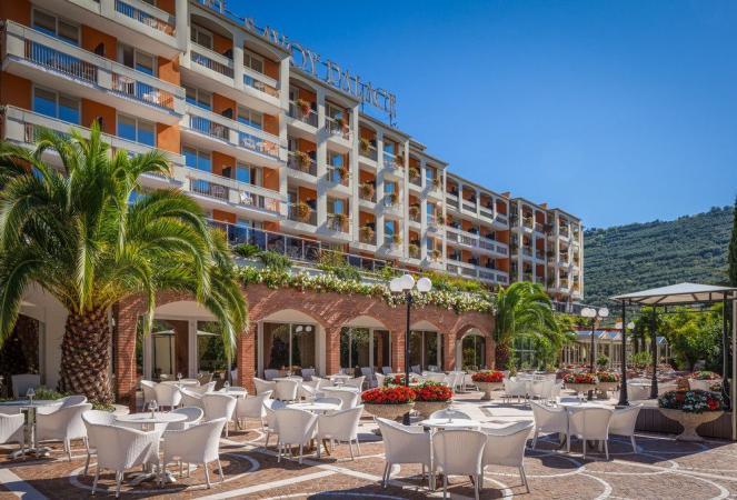 Top Hotel Savoy Palace, Riva del Garda
