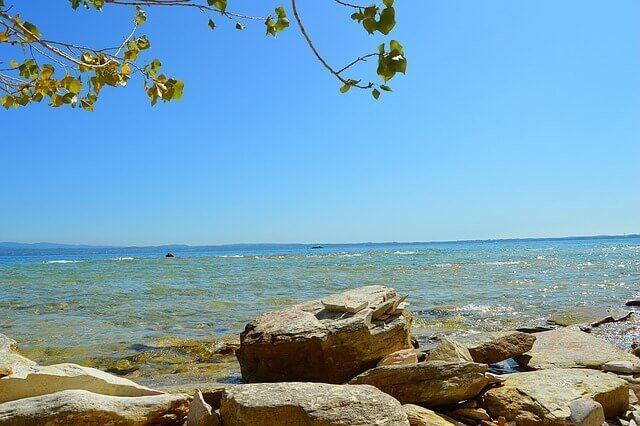 Die schönsten Strände am Gardasee