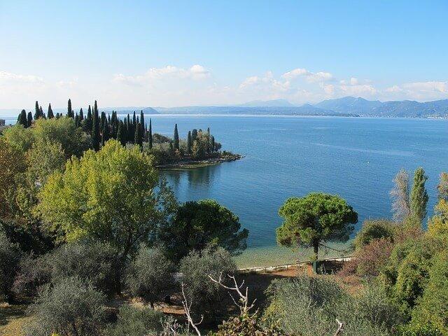 Punta San Vigilio-Baia delle Sirene (Riva del Garda)- schönste Strände